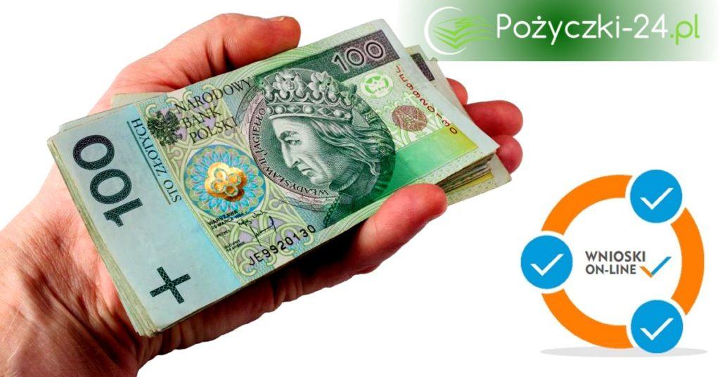 Pieniądze dostępne online